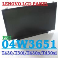 LENOVO FRU 04W3651 LCD SCREEN for LENOVO T430, T430i, T430s and T430si
