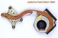 IBM Lenovo Thinkpad T410/I Fan plus Cooling Heatsink Fru 45M2723